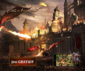 Скачать чит King of Avalon (взлом) на Андроид