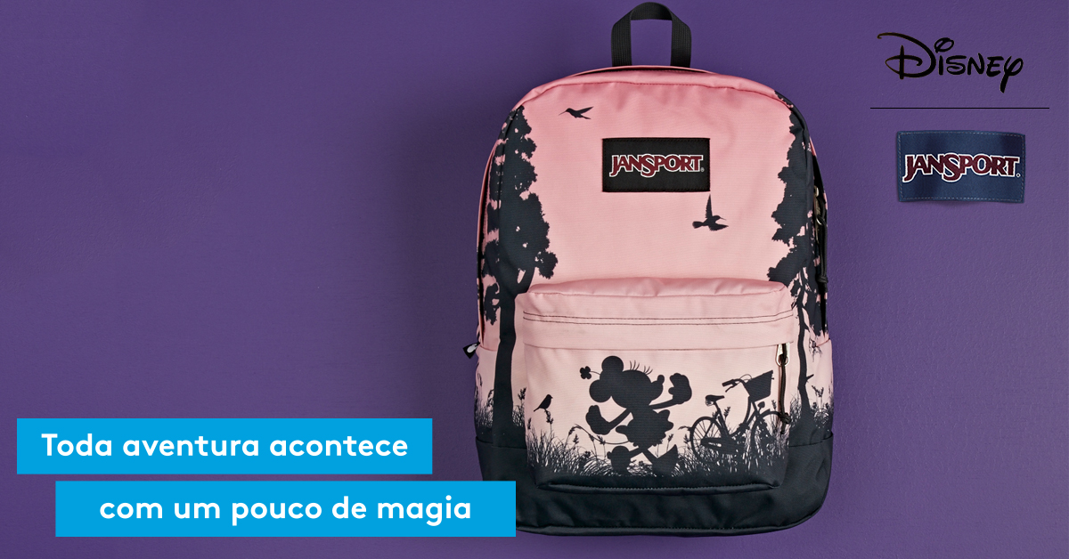 206bd8f69 Publisher program JanSport - Backpacks, Suitcases and Accessories ...