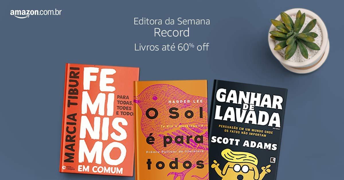 0781431c0838e Novas promoções foram adicionadas na campanha Amazon.